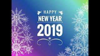 Happy new year -2019
