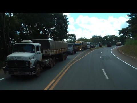 Rodovia BR-050 - Goiás - Viagem de São Paulo-SP a Brasília-DF- 9a Parte