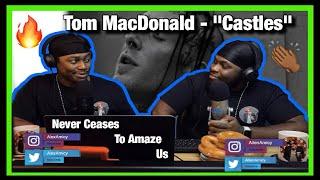 "Tom MacDonald - ""Castles"" [Brothers React]"