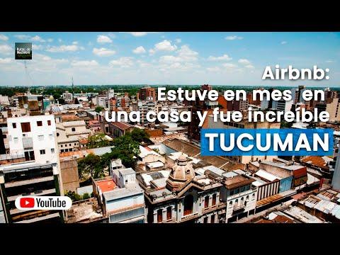 UN HOGAR EN SAN MIGUEL DE TUCUMAN HD - ARGENTINA