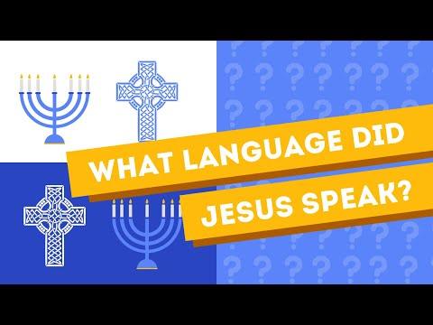 What Language Did Jesus Speak || Tongues Of The Bible
