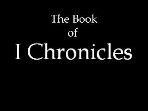 the-holy-bible--full-book-of-1-chronicles-(king-james-version)-book-#13-of-the-bible.