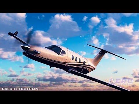 Airborne 06 01 18: Cessna Denali, Kermit Weeks' Sopwith Pup, NEW Safari 500