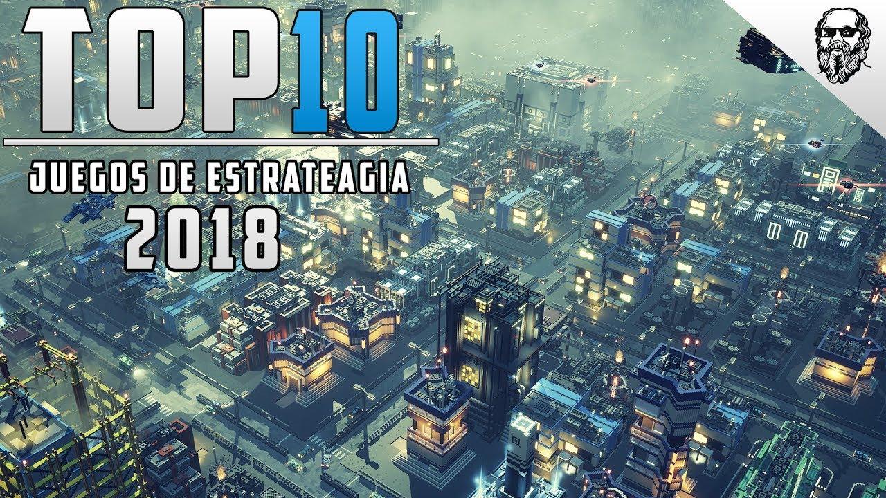 Top 10 Nuevos Juegos De Estrategia 2018 2019 Ps4 Pc Xbox Youtube