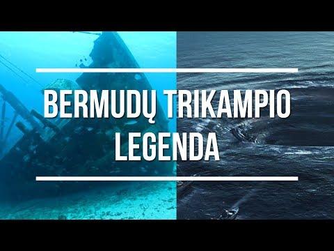 Bermudų Trikampio Legenda