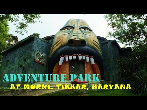 A AMAZING TOUR । Adventure Park at Tikkar, Morni, Haryana। Nearby Chandigarh