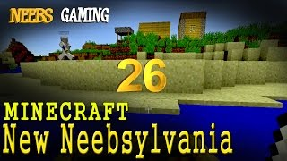 MINECRAFT: Saddle Up - New Neebsylvania 26