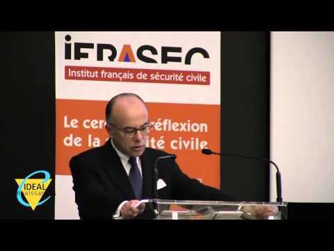 Discours de Bernard Cazeneuve, Ministre de l'Intérieur (6/11)