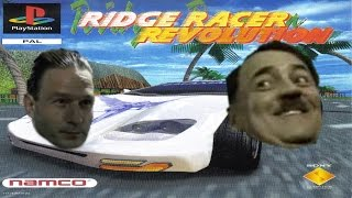 Hitler Plays Ridge Racer Revolution