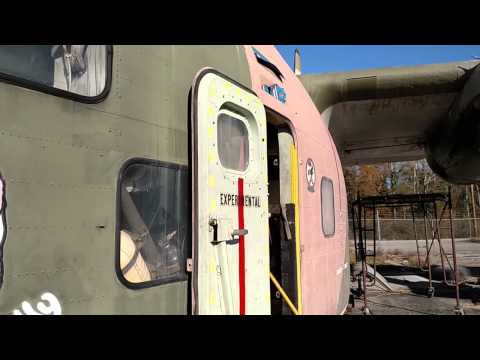 C-123 Provider, a farewell salute