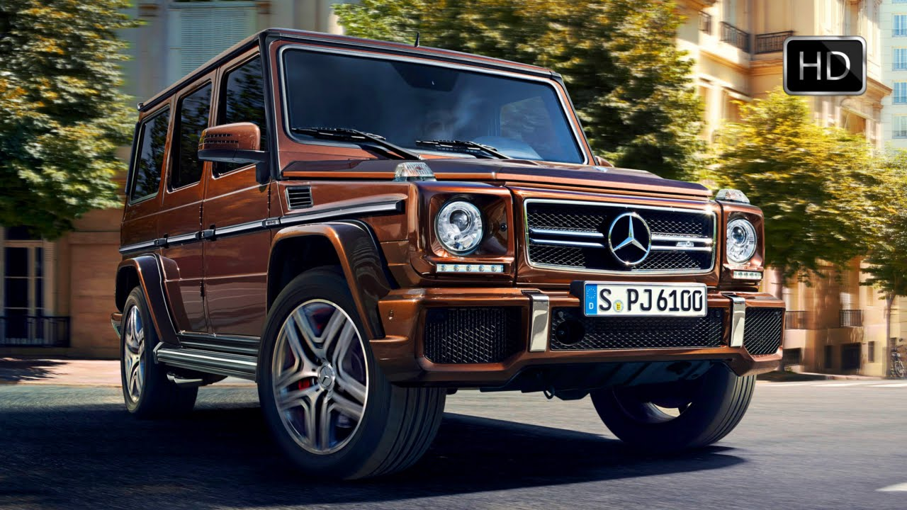 2016 mercedes benz g class g500 amg line exterior interior design hd youtube. Black Bedroom Furniture Sets. Home Design Ideas