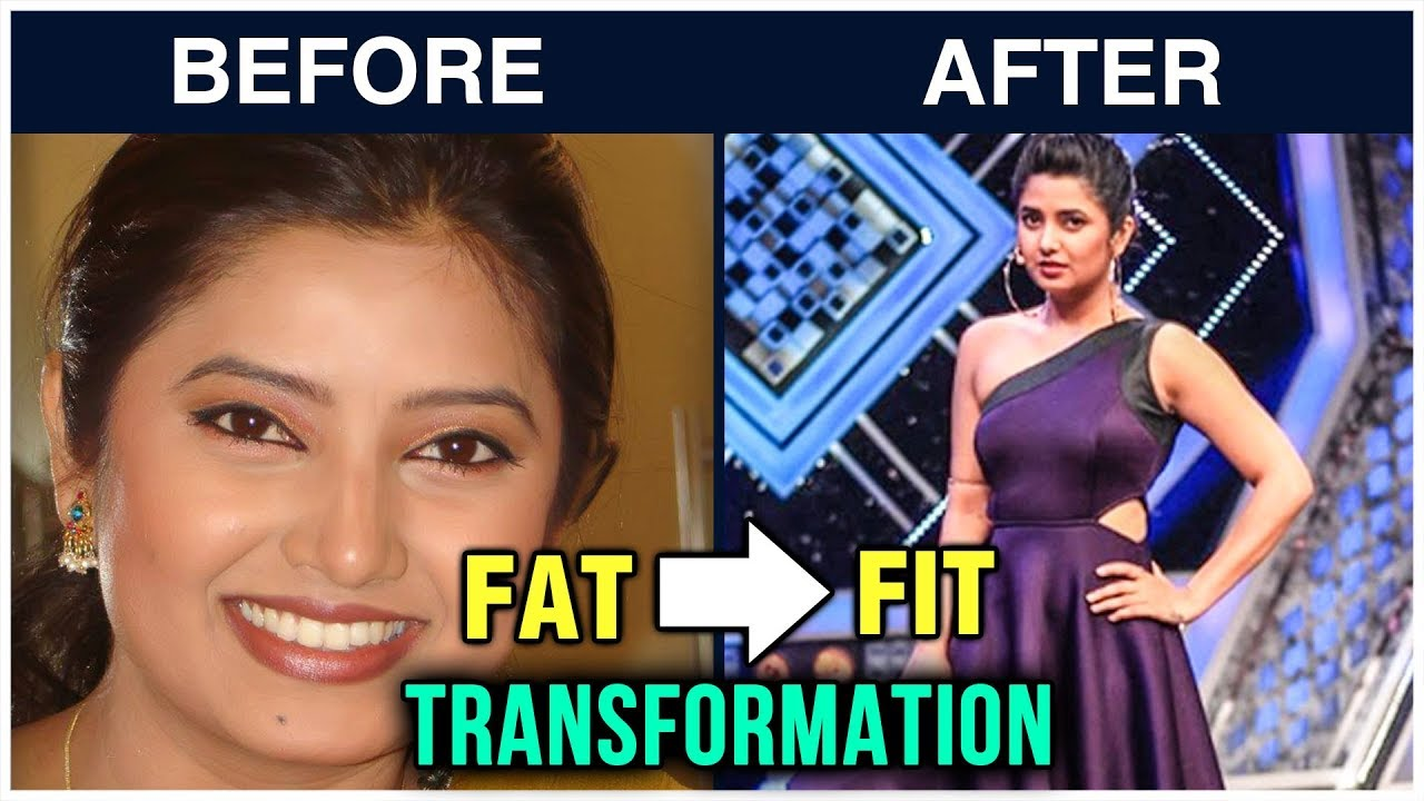 Prajakta Mali | प्राजक्ताचं  Fat To Fit Transformation | #MondayMotivation | Julun Yeti Reshimgadhi