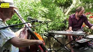 """Duo Michel Thouseau & Nicolas Perrin, """"Musique en jardin"""" improvisations électroniques"""