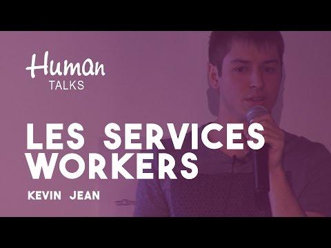 Les services workers et L'extinction des dinosaures par Kévin Jean