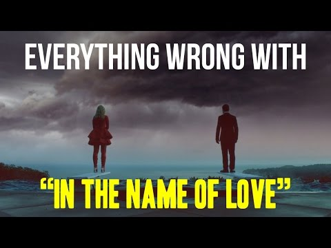 "Thumbnail: Everything Wrong With Bebe Rexha & Martin Garrix - ""In The Name Of Love"""
