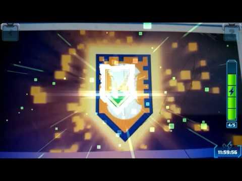 Lego Nexo Knights: Scanning Supersonic Shield