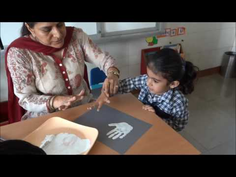 Activities conducted across school to celebrate International Peace Day