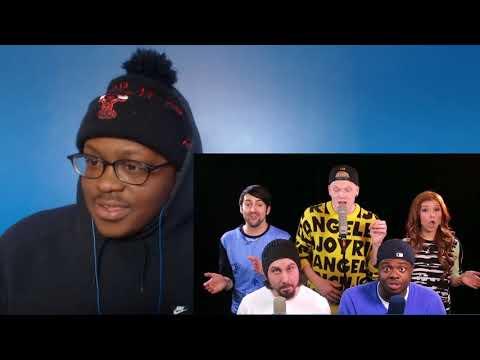 Happy - Pentatonix (Pharrell Cover) REACTION!