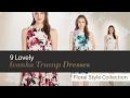 Ivanka Trump Floral Dresses Collection // Amazon Fashion 2017