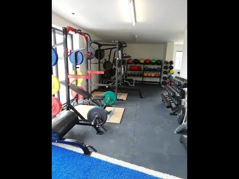 Fitness Equipment Ireland  Showroom  Tour