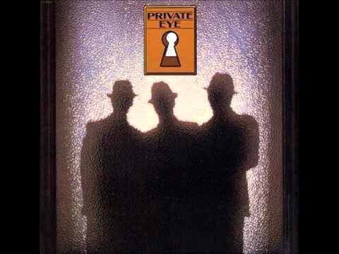PRIVATE EYE- I'd Rather Have Your Touch