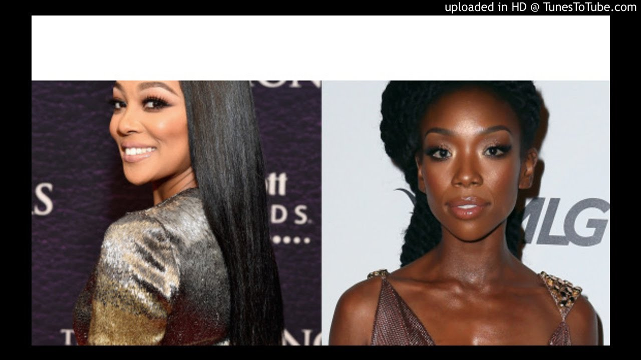 Shady Lady! Brandy Reminds Essence Fest Audience That 'The Boy Is Mine' Isn't Monica&