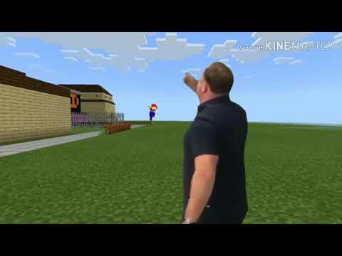 The Adventures Of The Mario Bros. Episode 31- Alex Jones' Plumber Hunting