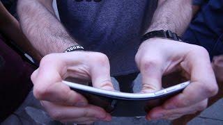 iPhone 6 Plus: The Bend Uncut thumbnail