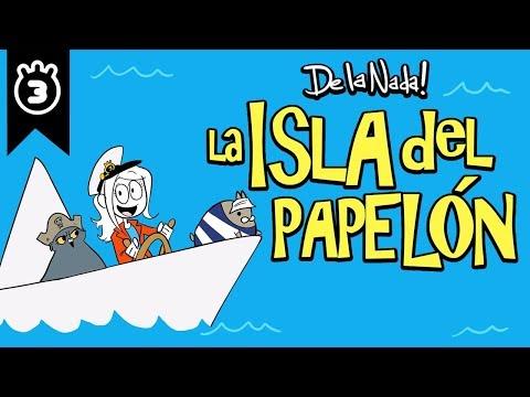 De la Nada- Isla del Papelon (CANCION)