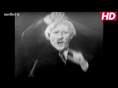 Arturo Toscanini - Wagner: Ride of the Valkyries