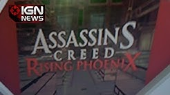 IGN News - Assassin's Creed: Rising Phoenix Logo Shows Up in AC4