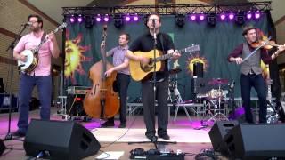 Gordie MacKeeman & His Rhythm Boys: TD Sunfest 2015