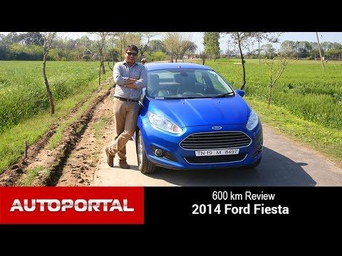 Ford Fiesta 600 KM Test Drive Review - Autoportal