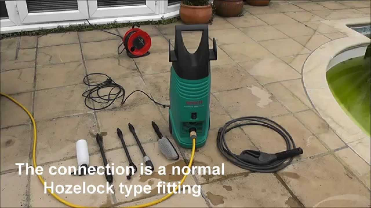 Bosch Aquatak 1200 Plus Pressure Washer Spare Parts
