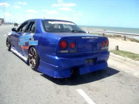 Nissan Skyline por mar del plata