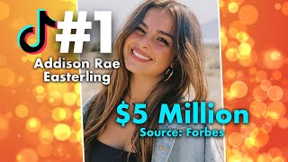 TikTok's Addison Rae Makes $5 Million a Year