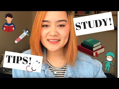 How To Study In University: Medical Student Tips