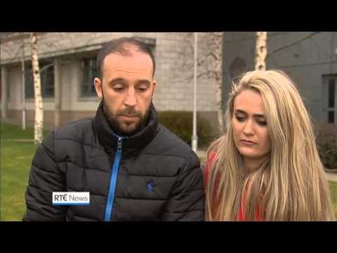 Four month baby rescued, Buncrana