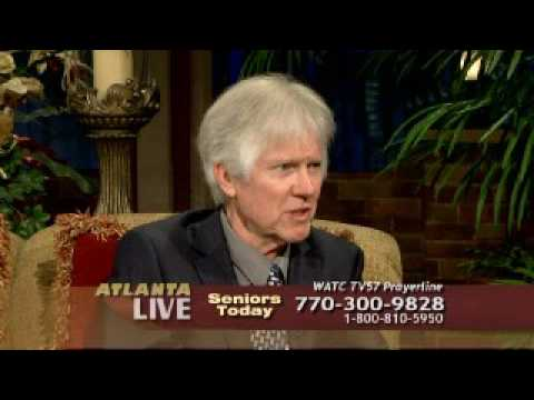 Interview of Donald James Parker on WATC TV in Atlanta