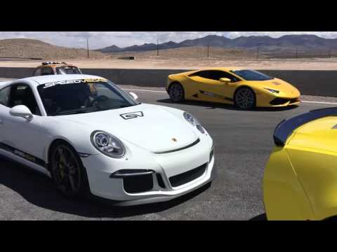 Speed Vegas Grand Opening Drive Your Dream Car Event 4-15-16
