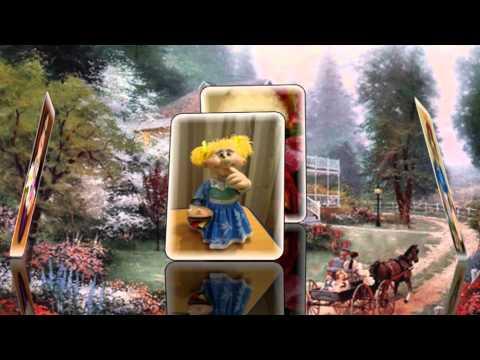 видео: КУКЛЫ ЕЛЕНЫ ЛАВРЕНТЬЕВОЙ монтаж Анатолия Романовского
