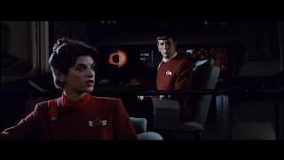 Star Trek II: The Wrath of Khan (1982) USS Reliant attacks the USS Enterprise (1080P Version)