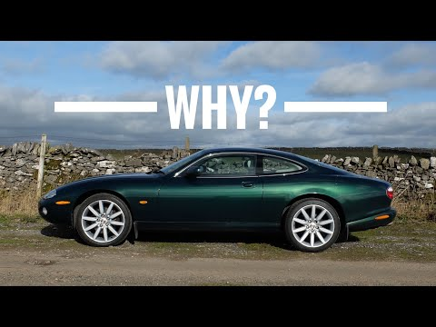 Jaguar XK8 - Why Did I Buy One??