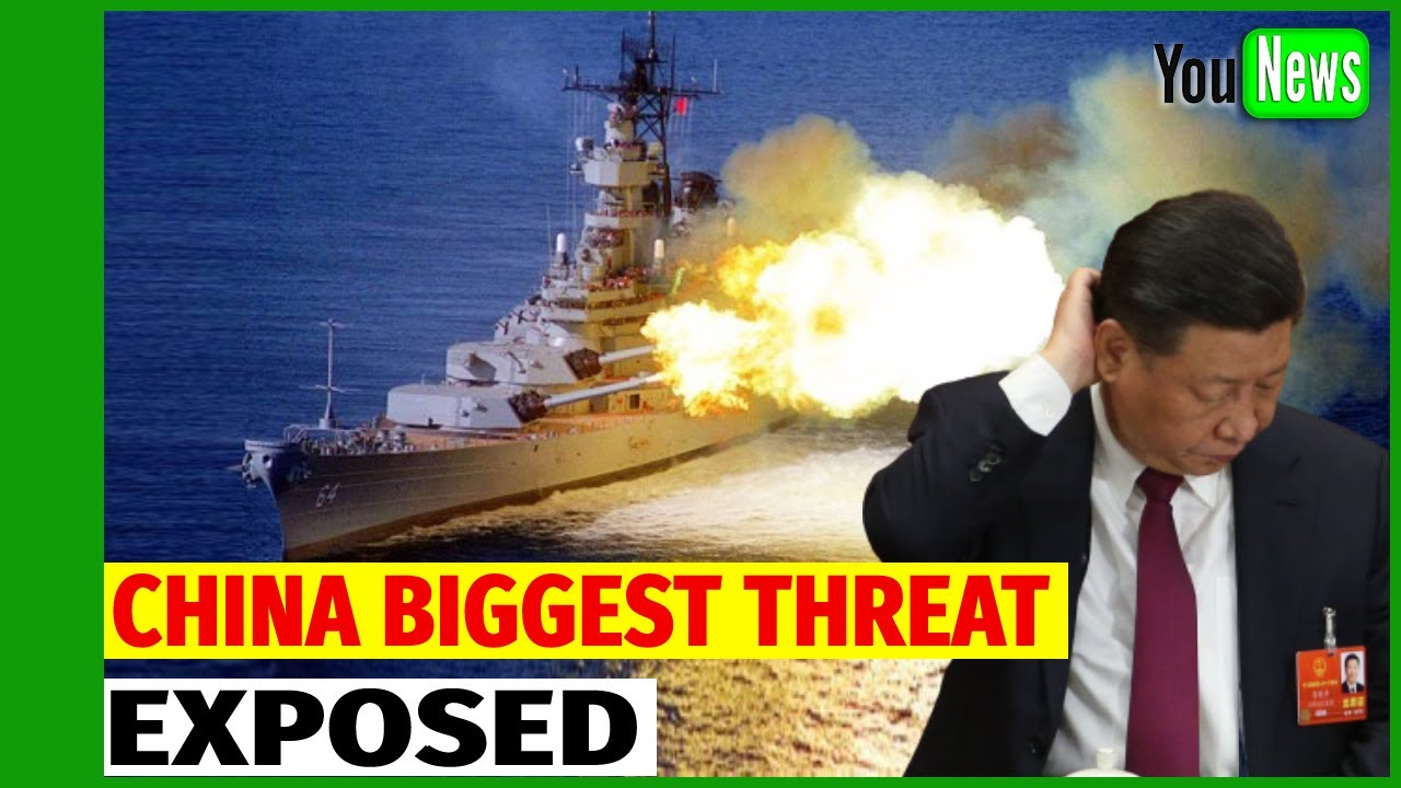 South China Sea: Beijing's biggest threat exposed & closer than President Xi Jinping thinks