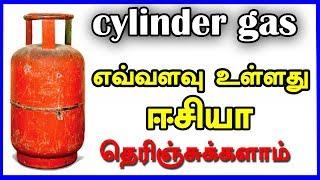 கேஸ் சிலின்டர் | கேஸ் எவ்வளவு உள்ளது என்று சுலபமாக தெரிந்து கொள்ளலாம்| cylinder simple tricks thumbnail