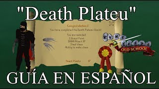 [OSRS] Death Plateau (Español)