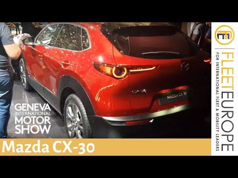 GIMS 2019: Mazda CX-30