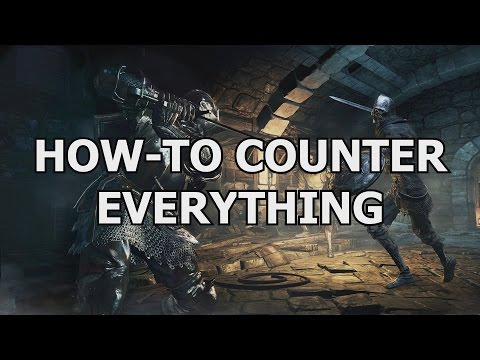 The Ultimate Counter to everything in Dark Souls 3 PvP - THE LAG
