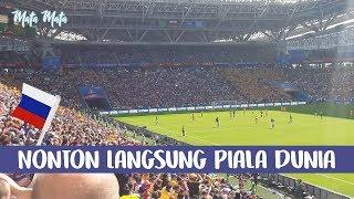 Nonton Langsung Piala Dunia 2018 di Rusia
