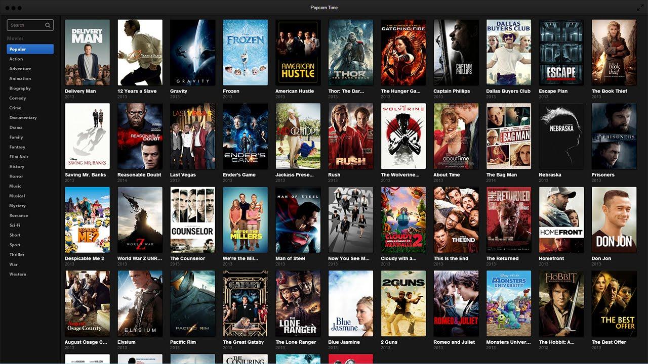 Serien Filme